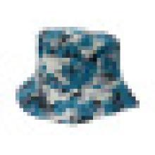 Chapéu de balde com tecido floral (BT033)