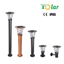 Popular design CE solar rechargeable lighting solar yard light