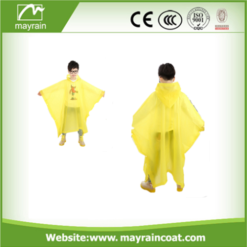 Fashion Design Disposable Poncho