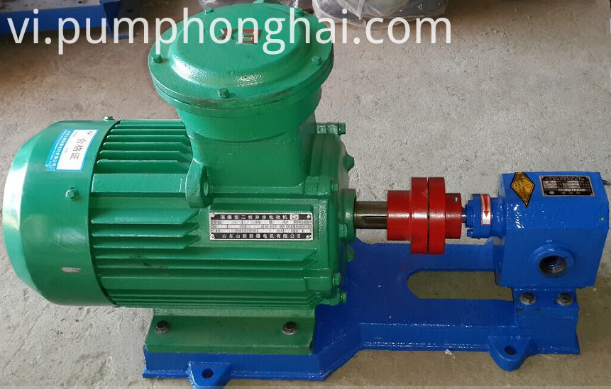 oil pump for boiler