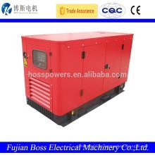 Geradores de energia elétrica com motor xichai 85KW 60HZ
