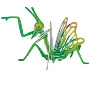 Insekt form Diy 3D pussel leksak