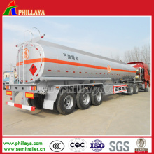 Cimc 50000 Liters Fuel Tank for Semi Trailer