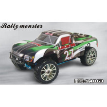 Team Games 1/8 Electric RC Car 4X4 Short Course Truck