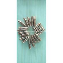 M10-40-0.8mm copper welding contact tip