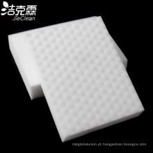 Esponja compacta de espuma de melamina para uso diário