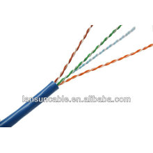 Cabo utp cat5e 4pr cabos 24awg / cablagem padrão / rede