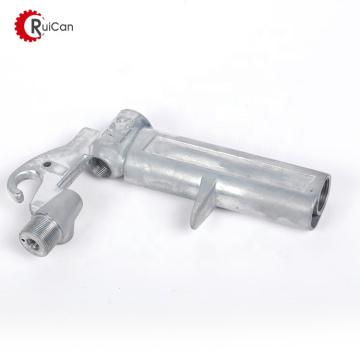 peças de fundição em alumínio pinças universais