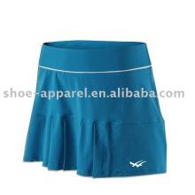 Nueva moda azul tenis faldas precio barato 2013