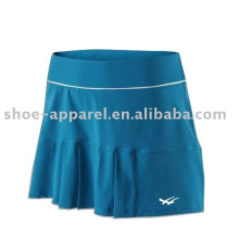 New fashion blue tennis skirts cheap price 2013