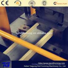 2015 hot sale ! c channel steel roll forming machine, best supplier in China