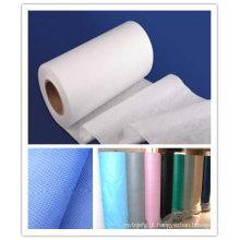 Pp tecido não tecido spunbond