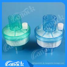 Wegwerfhitze- und Feuchtigkeits-Tauscher-Filter-Tierprodukte
