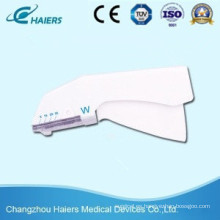 China Disposable Skin Stapler Instrumental Quirúrgico Medical Equipment Suture