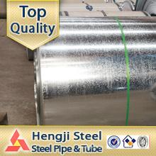Bobina de aço galvanizado GI Melhor qualidade melhor preço