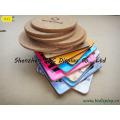 Waterproof Heat-Resistant Cork-Backed Coasters, Cork Coasters (B&C-G072)