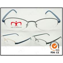 Heiße verkaufende bunte Tr90 Tempel Metall optische Rahmen (WRM503032)