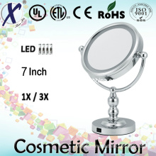 7′′ Double Side LED Bathroom Mirror