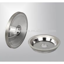 Electroplated alloy grinding wheel