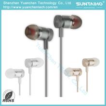 Auriculares con cancelación de ruido de auriculares de 3,5 mm para reproductor de MP3 para teléfono móvil