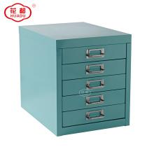 5 drawer storage cabinet for living room furniture