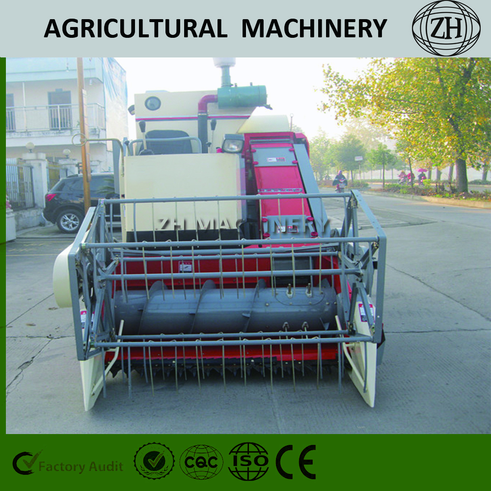 Hot selling Rice Cutting Combine Harvester