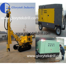 580H(D) Crawler-Type DTH Drilling Rig