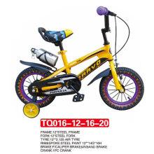 """Желтый цвет Детский велосипед/горячие продажи 12"""""""