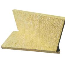 Placa de isolamento à prova de fogo de lã de rocha externa