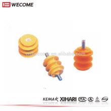 Aislador de apoyo eléctrico de baja tensión