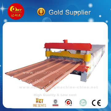 Metall-Dach-Umformmaschine aus China