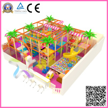 Kids Indoor Playgroud Equipment (TQB007TG)