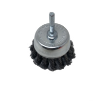 Top Selling Twisted Wire Bowl Brush Crimped Wire Cup Brush For Polishing Or Cleaning