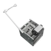 Manuelle Widerstands- und Kondensatorkabelschneidemaschine