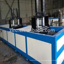 Máquina de pultrusión de alta eficiencia FRP Línea de producción de máquina de extrusión de varilla corrugada
