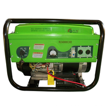 Better price Cooper-wire Single cylinder, tilt, 4-stroke, air-cooled, OHV, 5-KW, gasoline Generator