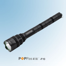 800 люменов CREE Xm-L T6 профессиональный охотничий светодиодный фонарик (POPPAS-F10)
