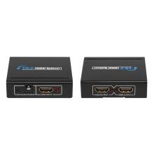 HDMI 1.4V 1 a 2 HDMI Divisor Suporta 4k * 2k, 3D