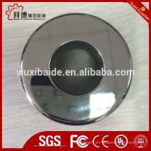 2015 CNC de precisión de mecanizado de piezas de acero cnc tornillo de mecanizado de piezas de acero personalizado, de alta calidad cnc pieza mecanizada