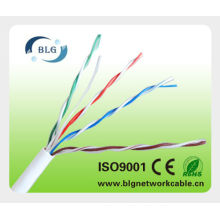 From factory best price Cat5e lan cable indoor/outdoor/UTP/FTP