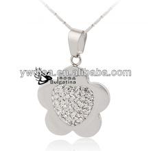 La fabrication de la Chine fournit des bijoux de chaîne en acier inoxydable de style populaire 2014 avec une qualité élevée
