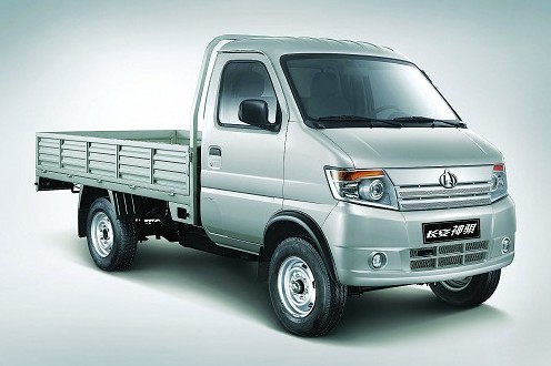 light cargo truck