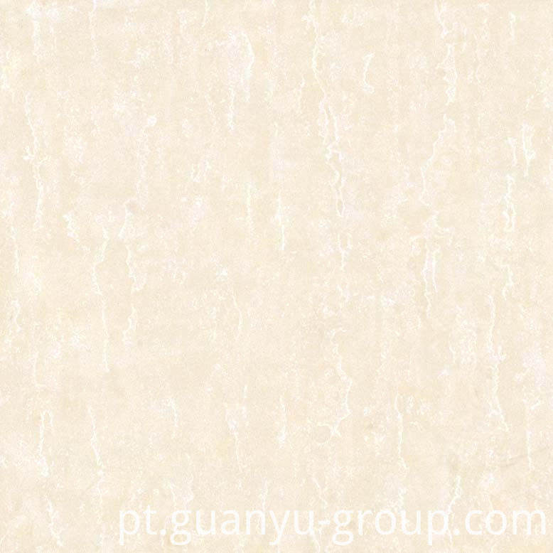 Gurgling Water Ivory White Polished Tile