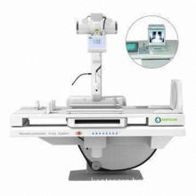 X-ray Equipment High Frequency Digital X-ray System with Multiple Safety Control