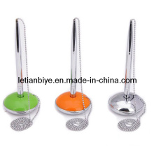 Metal Desk Pen with Ball Chains (LT-C011)