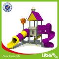 Équipement de terrain de jeux commercial Villa Series LE-BS002
