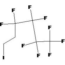 2- (Perfluorobutyl) Iodures d'éthyle N ° CAS 2043-55-2