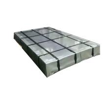 Hoja de acero de hierro plano galvanizado zinc sumergido en caliente