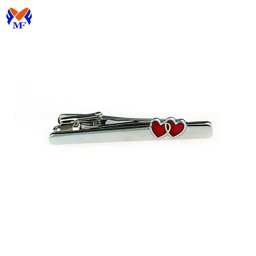 Tie Clip With Custom Logo
