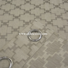 Excellent quality for Linen Jacquard Curtain Top Grade Polyester Piece Dyed Curtain Fabric supply to Jordan Factory